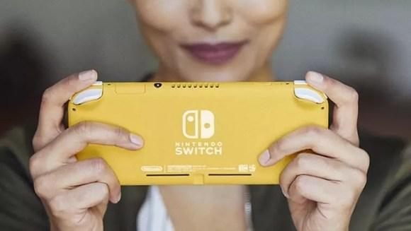 Nintendo Switch Lite 3
