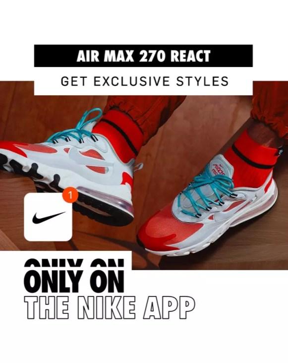 Nike App 6