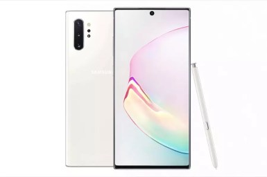 Samsung Galaxy Note10+ Aura White
