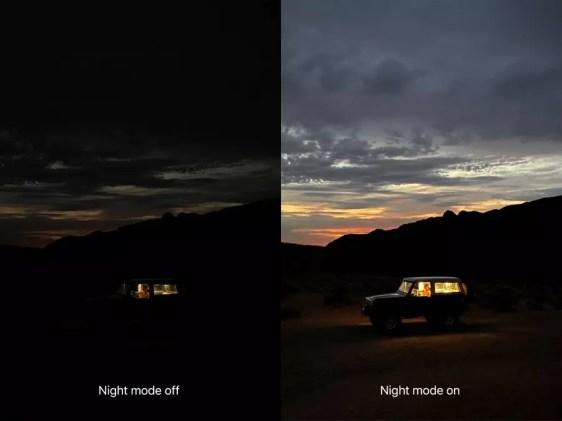 Apple iPhone 11 Pro Night Mode 091019