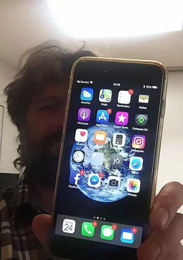 Haukur Snorrason iPhone 6s