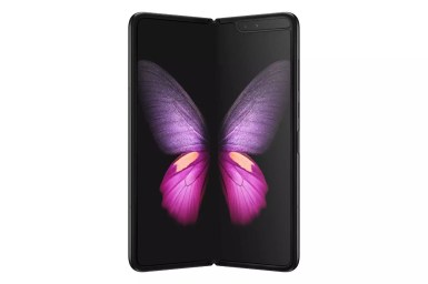 Samsung Galaxy Fold cosmos black 1