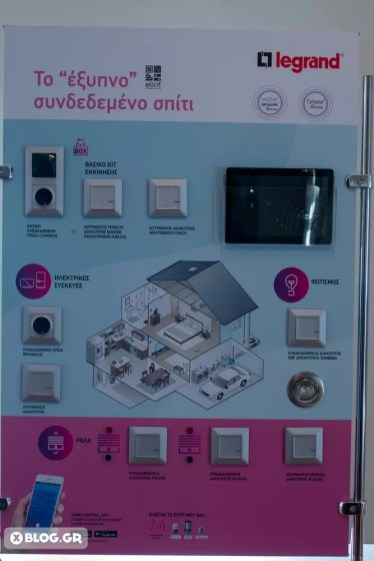 Legrand smart home 8