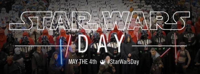 Happy International Star Wars Day