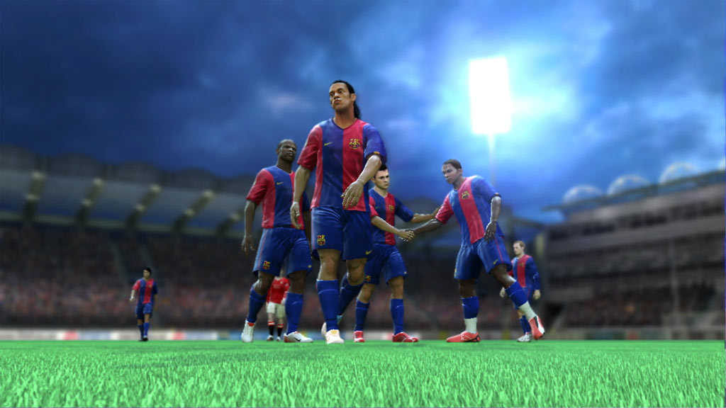 FIFA 07 Interview With Jamie Toghill On Xbox Gazette