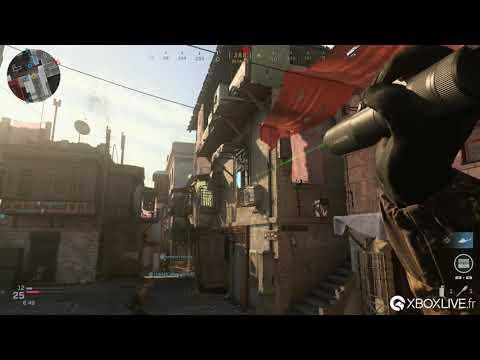 [4K] Call of Duty: Modern Warfare – 1ère partie multi – Xbox One X