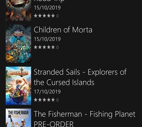 Voici les jeux qui sortiront cette semaine sur Xbox One. A noter la sortie de Children of Morta ainsi que Plants vs. Zombies : La Bataille de Neighborville. Des tentations ?