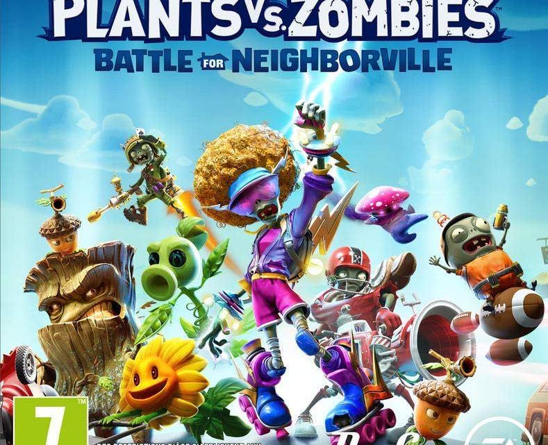 #BonPlan : #PlantsVsZombies : Battle for Neighborville sur #XboxOne à 28€ sur Amazonhttps://t.co/oa2zrHFr7M pic.twitter.com/rIoOL4nJxT