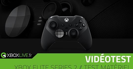 Lestat et SnakeX vous présentent le test de la manette Xbox Elite Series 2 pour Xbox One, Windows 10 et même Xbox Scarle…