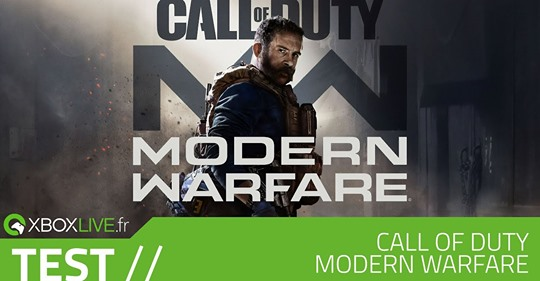 Retrouvez notre test vidéo du 18/11 de Call of Duty Modern Warfare. https://www.youtube.com/watch?v=SOsC9gDUo0w
