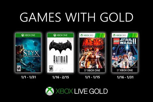 On a remarqué qu'avec les fêtes un bon nombre d'entre vous avez oubliés de télécharger sur votre Xbox One les jeux en Ga…