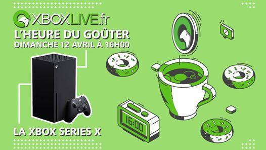 Xboxlive.fr добави събитие.