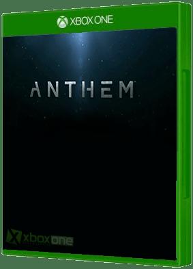 Anthem For Xbox One Xbox One Games Xbox One Headquarters