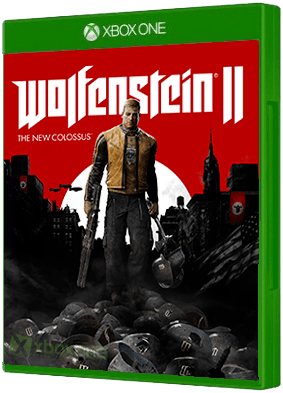 Wolfenstein II The New Colossus For Xbox One Xbox One