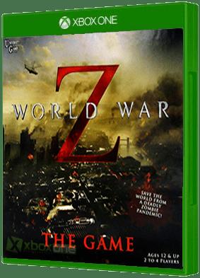 World War Z For Xbox One Xbox One Games Xbox One