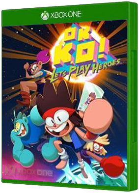 OK KO Lets Play Heroes For Xbox One Xbox One Games
