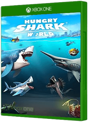 Hungry Shark World For Xbox One Xbox One Games Xbox