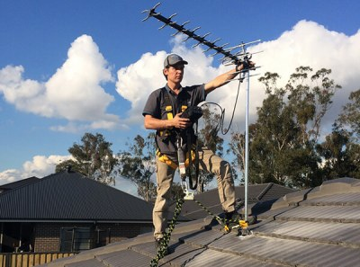TV Antenna Installation Melbourne