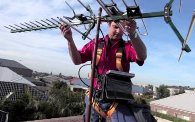Antenna Installation Melbourne