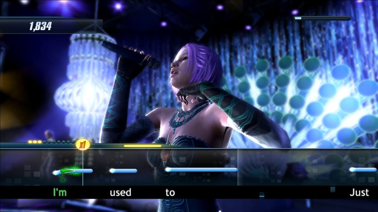 Karaoke Revolution Jeu Xbox 360