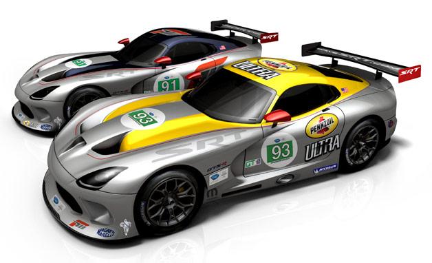 Viper GTS-R 2013 American Le Man Series