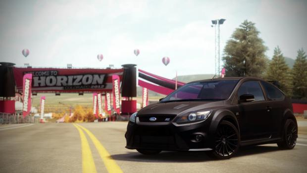 Ford Focus RS500 Forza Horizon