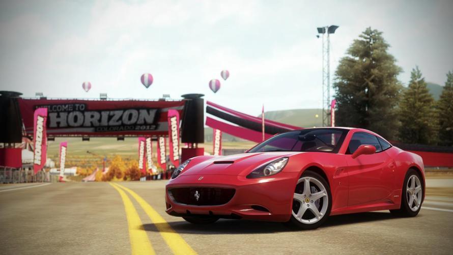 Ferrai California Forza Horizon