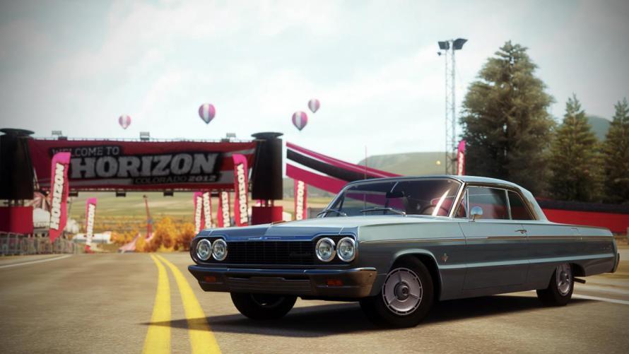Chevrolet Impala Forza Horizon