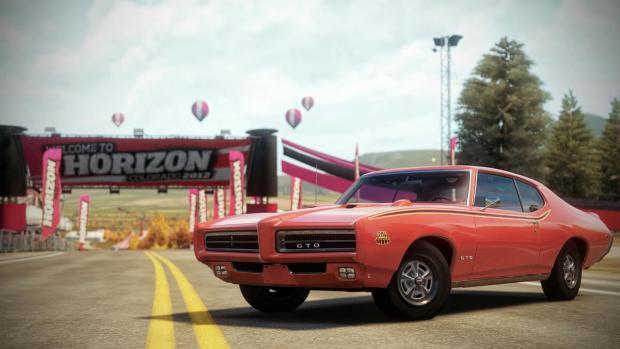 Pontiac GT Judge Forza Horizon