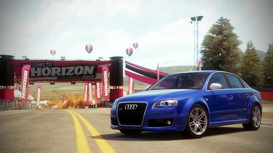 Audi RS6 Forza Horizon