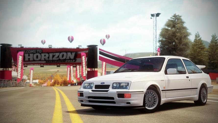 Ford Sierra RS500 Cosworth Forza Horizon