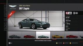 Aston Martin DB7 Zagato Forza Motorsport 4 Playseat DLC