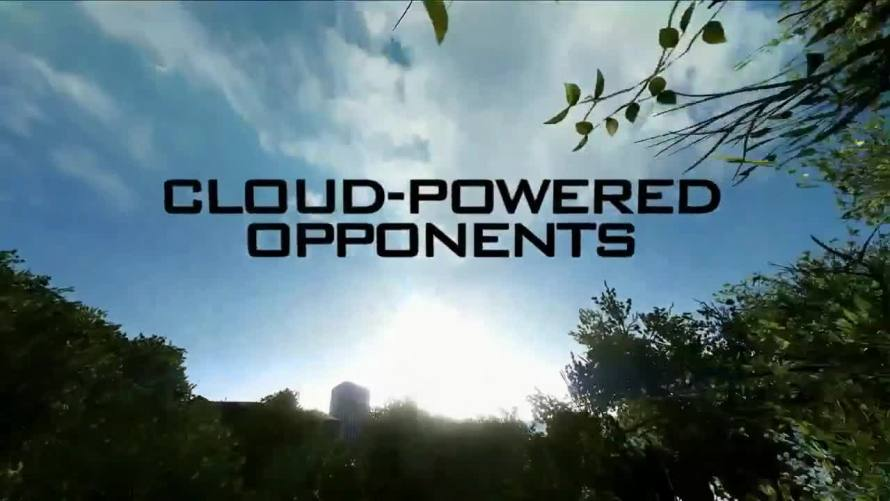 Forza Motorsport 5 Cloud Based Opponents