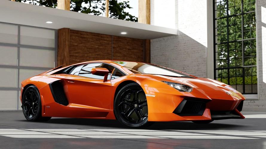 Lamborghini Aventador Forza Motorsport 5
