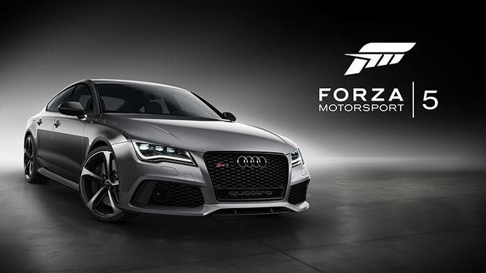 Audi RS7 Sportback Forza 5
