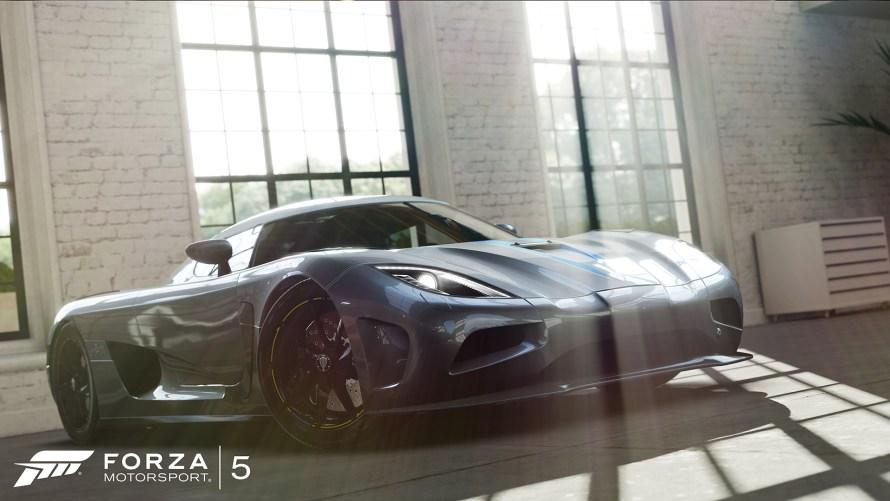 Koenigsegg Agera Forza Motorsport 5