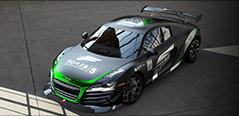 2010 Audi Forza Motorsport R8 5.2 FSI quattro