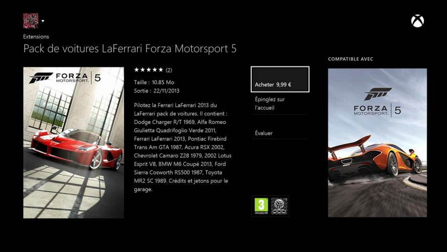 Ferrari LaFerrari Forza Motorsport 5