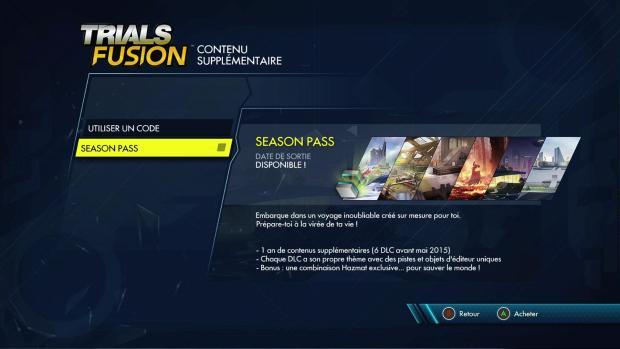 Season Pass Trials Fusion