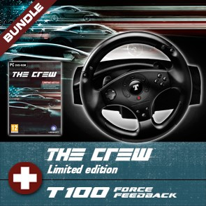Ubisoft et Thrustmaster annoncent deux packs volant The Crew