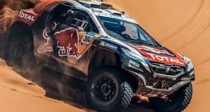 Dakar : Sébastien Loeb sponsorisé par Sébastien Loeb Rally EVO