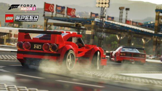 forza horizon 4 lego speed champion