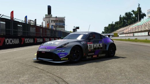 Project-CARS-3-Power-Pack-Nissan-370Z-racing