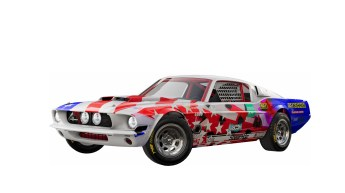 The-Crew-2- The-Game-Shelby-gt500