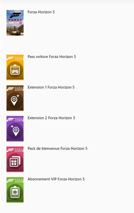Forza Horizon 5 Edition Premium