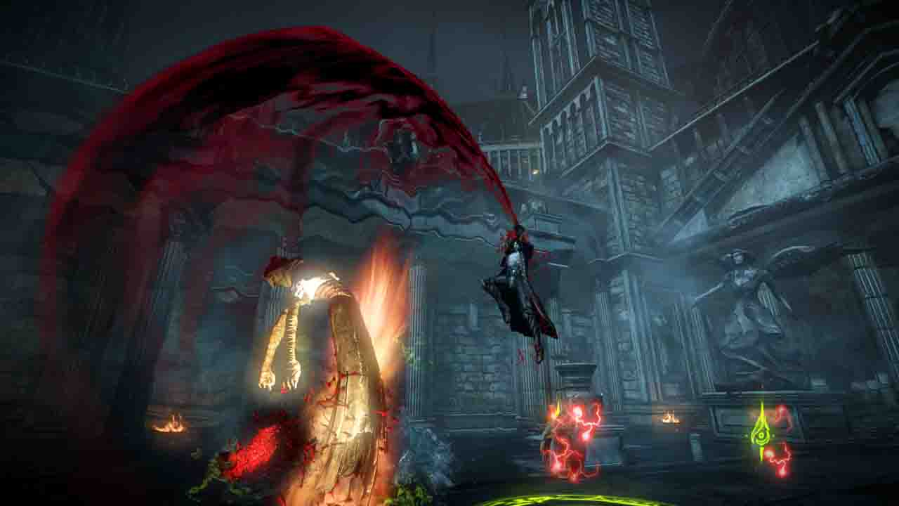 Castlevania Lords Of Shadow 2 Trailer Images Et