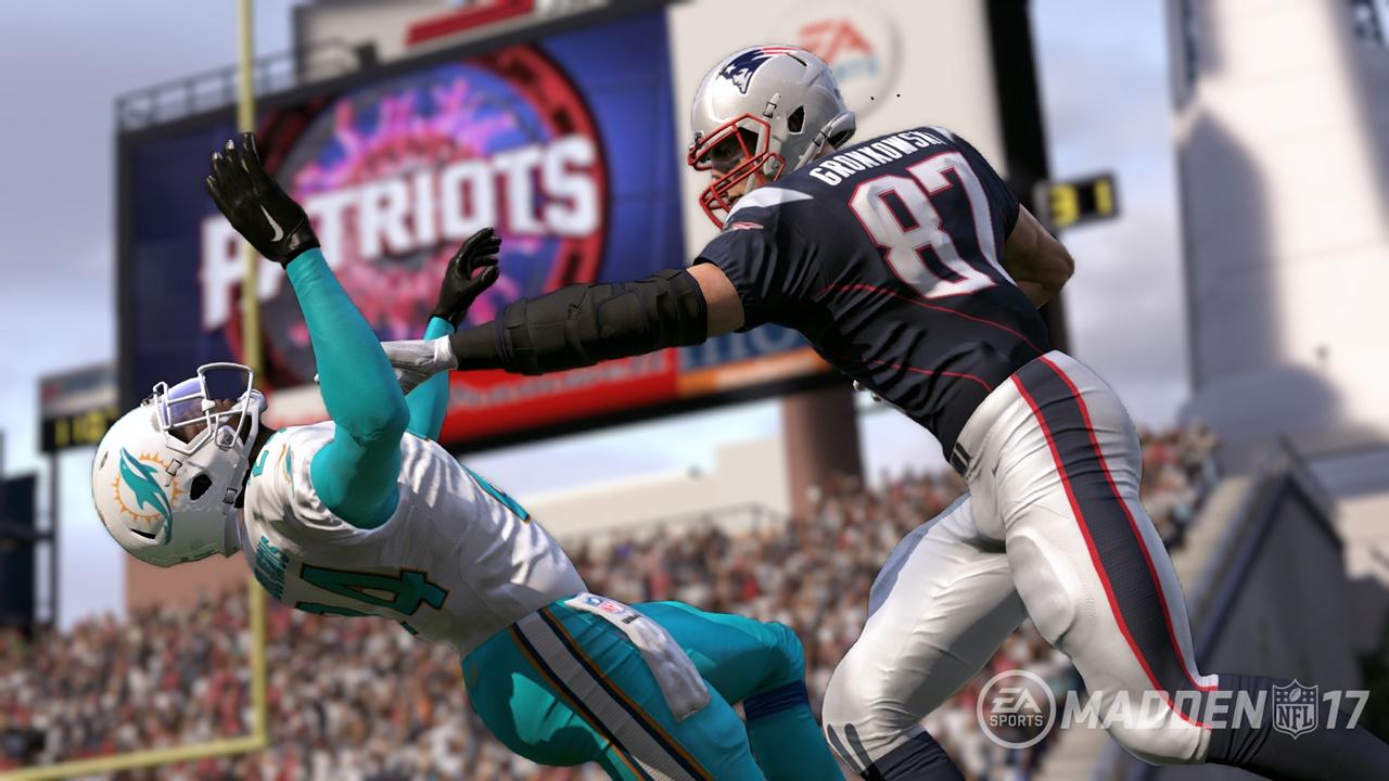Madden NFL 17 Premier Trailer Et Sortie Cet T Xbox