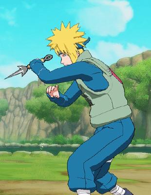 Test Naruto Shippuden Ultimate Ninja Storm Generations