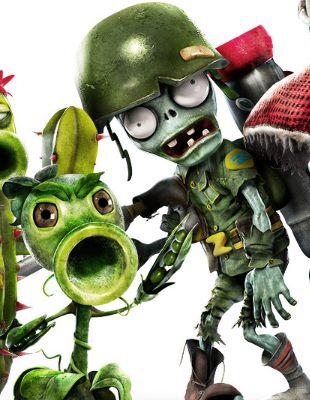 Plants Vs Zombies Garden Warfare 2 Les Personnages