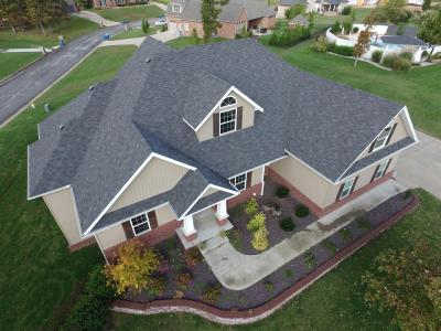 house top view | Lange Home Inspection | Re-roof New Braunfels